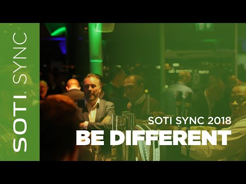 SOTI SYNC 2018: Be Different