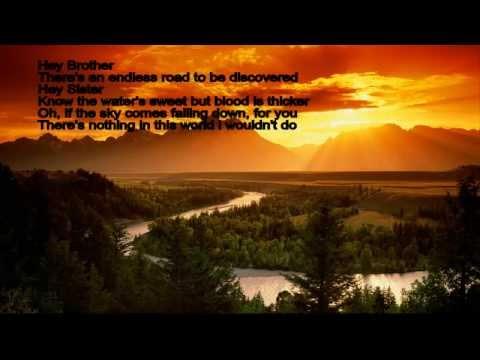 Avicii - Hey Brother (Instrumental/ Karaoke)