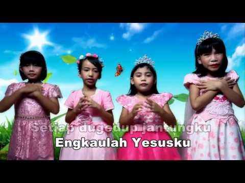 [Lagu Sekolah Minggu - Lagu Rohani Anak] Anak Kesayangan - Senin Sampai Minggu