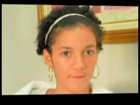 Beautiful Haitian Girl Speaking French Creole