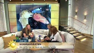 Скачать E Type Räddar Hemlösa Hundar Nyhetsmorgon TV4