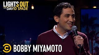 The Surprising Upside of Having a Stroke - Bobby Miyamoto - Lights Out with David Spade