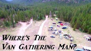 Heading Towards Colorado for VanLife Gathering