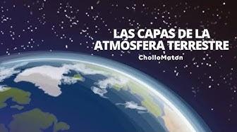 Imagen del video: CIENCIA: Cuáles y cómo son las capas de la atmósfera terrestre