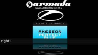 Akesson - Perfect Blue (Original Mix) (ASOT103)