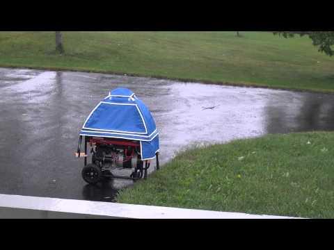 Generator Shelter Doovi