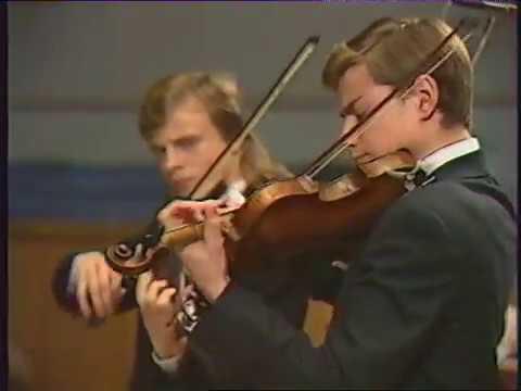 Камерный оркестр, 1990