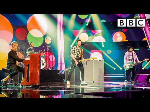 @Official McFly perform 'Tonight Is The Night'! 💕 @Little Mix The Search - BBC