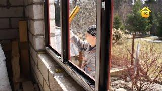Установка пластиковых окон // FORUMHOUSE(Чтобы ваши окна не потели, не дули и их не поражал грибок -- они должны быть правильно установлены. Следим..., 2012-05-18T08:05:55.000Z)