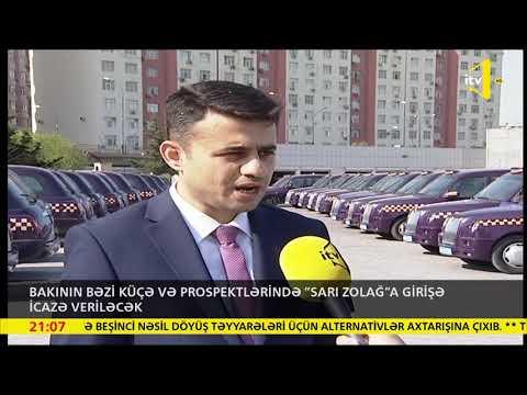 İTV Xəbər - 20.07.2019 (21:00)