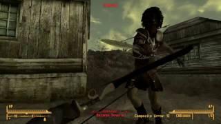 Fallout׃ New Vegas - Год на создание идеального лука