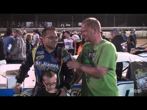 Moler Raceway Park   5.22.15   Fan Night   Duane Chamberlain