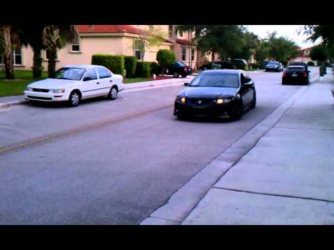 TL Tein SS Set Almost All Teh Way Downgp YouTube - Acura tl tein coilovers
