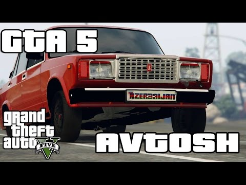 GTA 5 AVTOSH VAZ 2107 AZE LOW