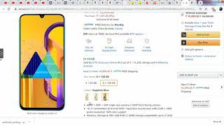 How to buy phone in  Amazon using HDFC Smartbuy | 10 x points