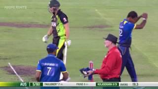 SriLanka vs Australia 1st T20 Highlights 2/17/2017