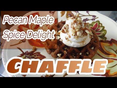 maple-pecan-spice-delight-chaffle