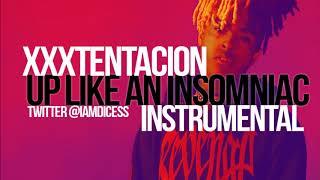"""Xxxtentacion """"Up Like An Insomniac"""" Instrumental Prod. by Dices *FREE DL*"""