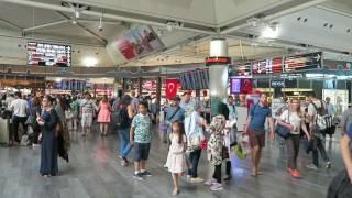 イスタンブール アタテュルク国際空港・トルコ (後編) / Atatürk International Airport, Istanbul Turkey, Part.2