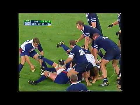 ITV Rugby World Cup 2003 Highlights - 22nd October 2003