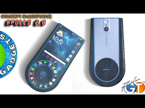 concept smartphone apollo 2 0 smartphone made with. Black Bedroom Furniture Sets. Home Design Ideas