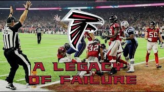 The Atlanta Falcons: A Legacy of Failure