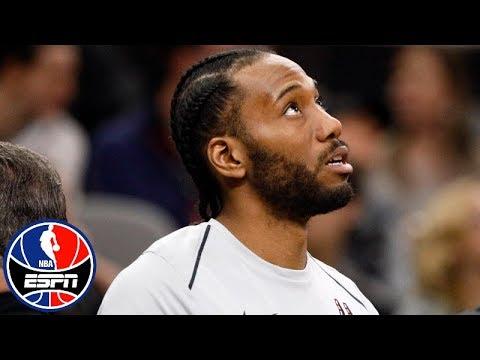 Jalen Rose on Kawhi Leonard: We might have seen him play his last Spurs game | NBA Countdown | ESPN