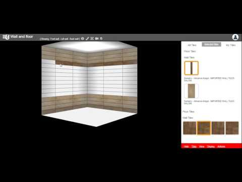 wall and floor tile 3d visualizer and tile concepts software online application