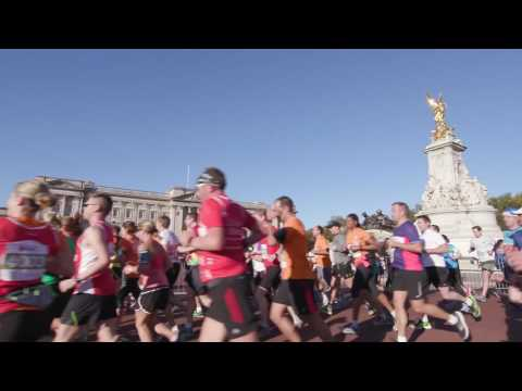 Royal Parks Foundation Half Marathon - 2016 Highlights