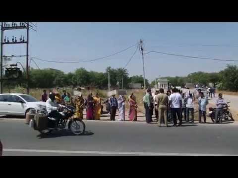 Agitation against Rajasthan Admistration