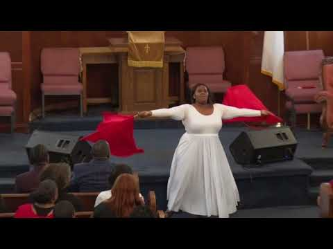 RWCI Dance Ministry  -  Call the Name of Jesus by Amante Lacey