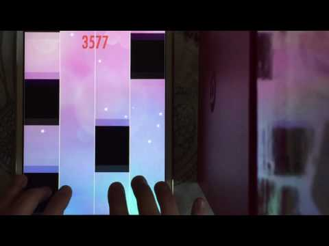 Piano Tiles 2 - American Patrol - 6007 (6024 my best) - 6 laps completed - WORLD RECORD