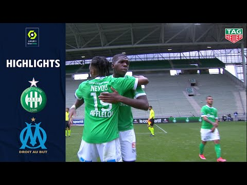 St. Etienne Marseille Goals And Highlights