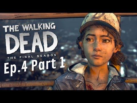 The Walking Dead Final Season - FINAL EPISODE!!!  (Part 1/2)