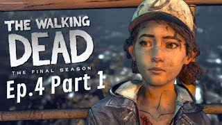 The Walking Dead Final Season - FINAL EPISODE!!!  (Part 1/2)