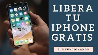 Como liberar iPhone. Cualquier Equipo real 100% Bug nuevo