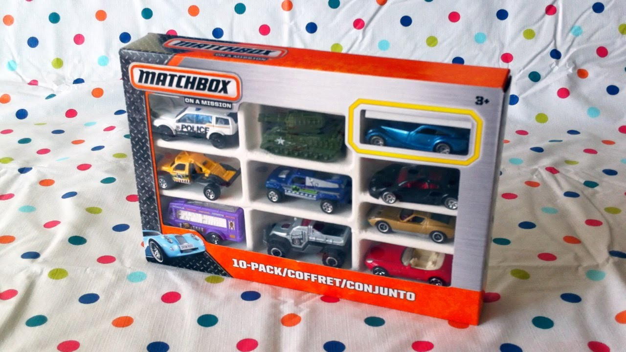 Best Matchbox Cars And Toys For Kids : Matchbox cars for kids toy unboxed and reviewed