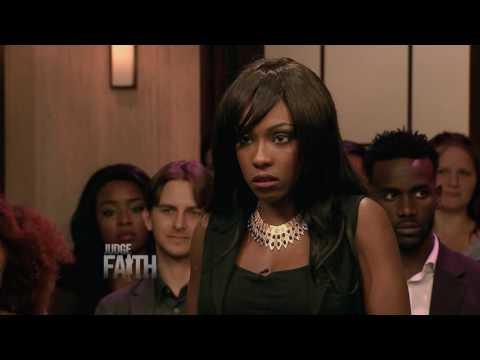Judge Faith  Cell Phone Stalker; Man Overboard Season 1: Episode 118