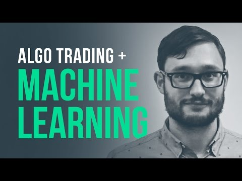 Machine learning for algorithmic trading w/ Bert Mouler