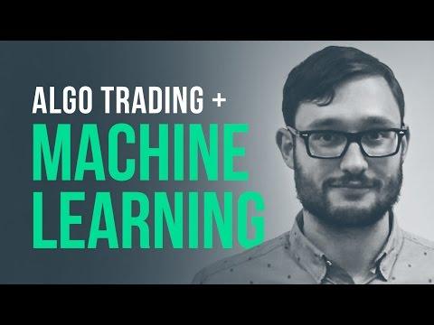 Machine learning for algorithmic trading w/ Bert Mouler