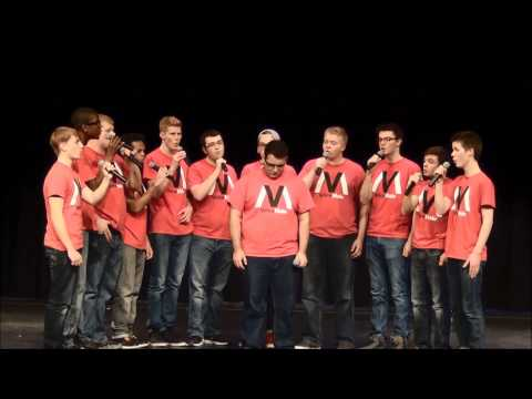 Momma Look Sharp - NCHS Voice Male (2014)