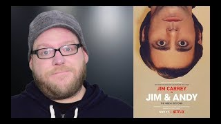 Jim and Andy: The Great Beyond | Movie Review | Jim Carrey Netflix Documentary