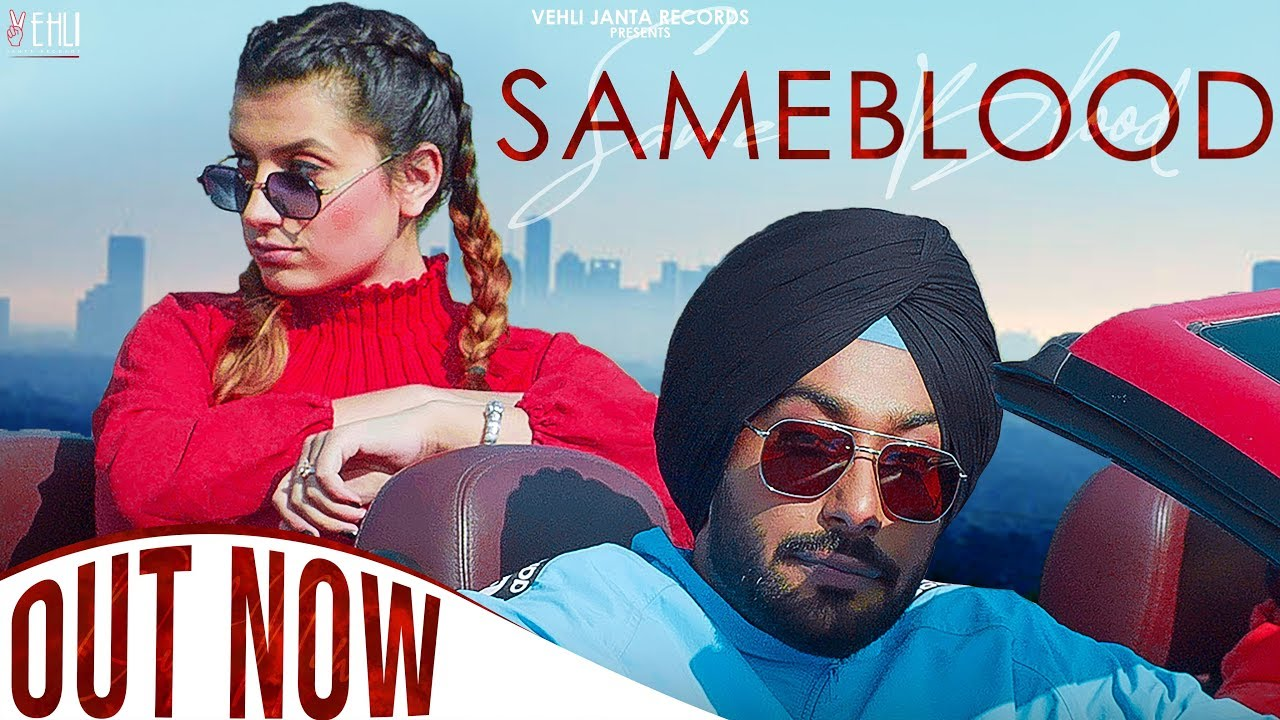 SAMEBLOOD (Official Video) Gopi Waraich | Vehli Janta Records | New Punjabi Songs 2020 (NewSongsTV.com)