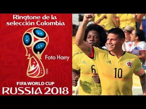 Ringtone de la selección Colombia