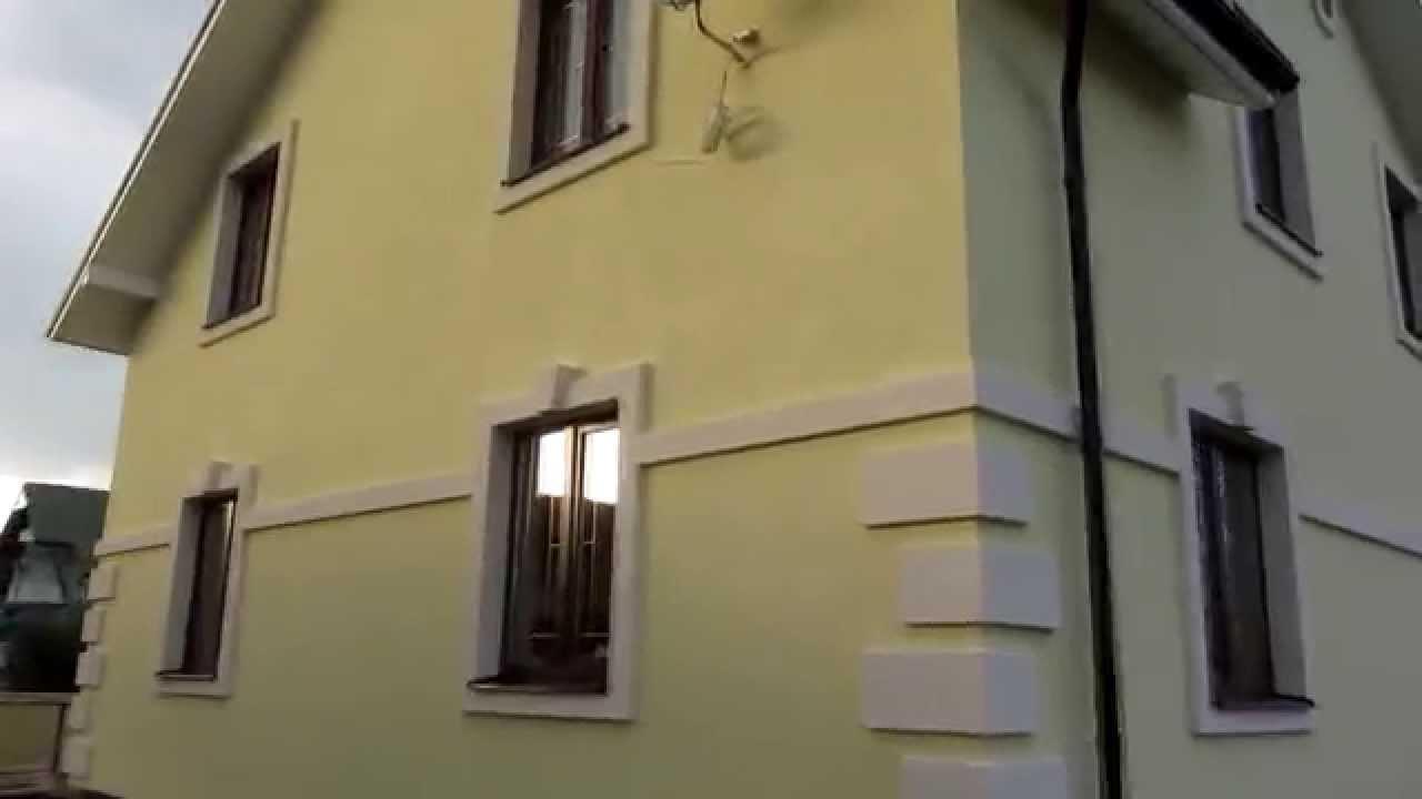 фасады мокрые фото