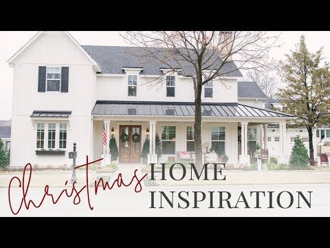 Christmas Decorating Tips from Rockwall Home Tour + GIVEAWAY