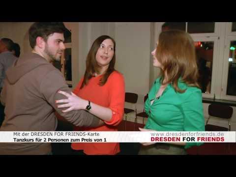 DRESDEN FOR FRIENDS Tanzhaus Friedrichstadt Dresden