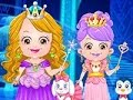 Baby Hazel Ice Princess Dressup Movie Games - Games for Girls Childrends and Kids