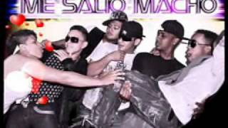 ME SALIO MACHO - BLACKTOMICOS PRODUCED BY  MARV