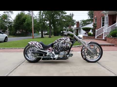 SOLD - Get You Some Of This Biach!!  2007 American Iron Horse Slammer For Sale